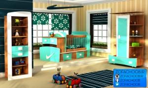 سرویس خواب نوزاد - نوجوان نایک