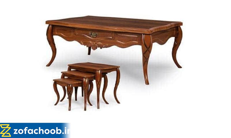 میز جلو مبلی و عسلی 537