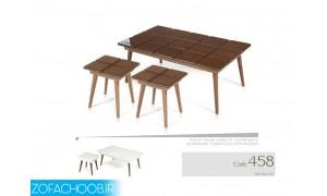 میز جلو مبلی و عسلی 458
