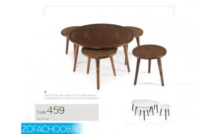 میز جلو مبلی و عسلی 459