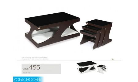 میز جلو مبلی و عسلی 455