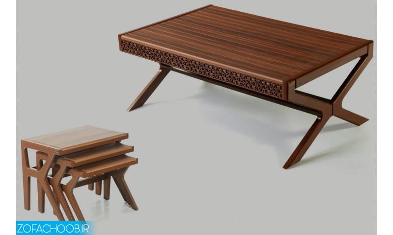 میز جلو مبلی و عسلی 470