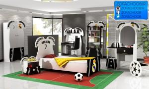 سرویس خواب نوجوان رئال مادرید