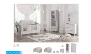 سرویس خواب نوزاد و نوجوان C104