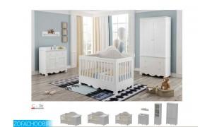 سرویس خواب نوزاد و نوجوان C116
