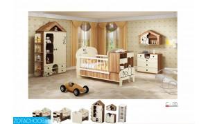 سرویس خواب نوزاد و نوجوان اسنوپی