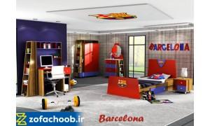 سرویس خواب نوجوان بارسلونا