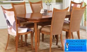 میز ناهار خوری پارسا